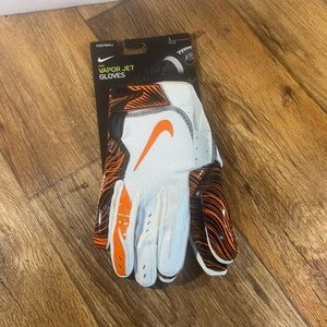 Nike Vapor JetGloves Bengals PGF661 191 Mens Large